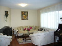 Second floor furnished one bed-room for Rent