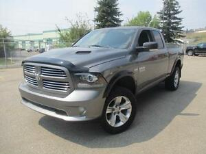 2013 Ram 1500 Sport Hemi  Loaded Financing starts at 4.99%