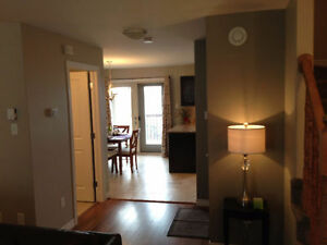 Spacious townhouse overlooking the harbor and bridges (July 1st)