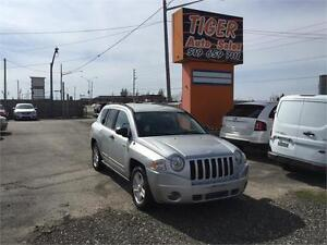 2008 Jeep Compass Sport***4X4***RIMS**ONLY 128KMS***