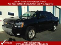 2012 CHEVROLET AVALANCHE Z71 ONE OWNER