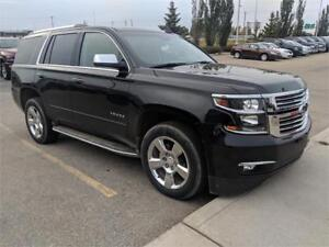 2017/CHEVY/TAHOE/PREMIER/DVD/SUNROOF/BOSE/LEATHER HEATED/ COOLED