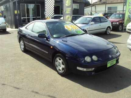 1998 Honda Integra GSI Blue 5 Speed Manual Coupe Punchbowl 2196 Canterbury Area Preview