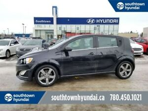 2013 Chevrolet Sonic RS/6SPD/1.4TURBO/SUNROOF/LEATHER