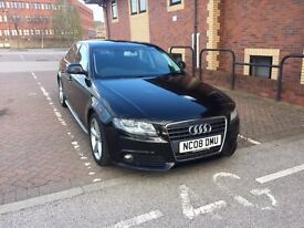 2008 AUDI A4 2.0 TDI SE 138 BHP - SALOON - 6 SPEED - EXCELLENT CONDITION