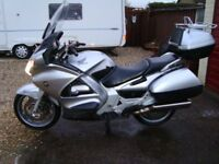 Honda Pan Eureopean ST 1300 ABS, Electric screen, 2007 (57)