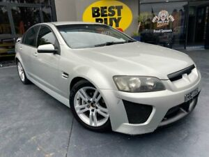 2007 Holden Commodore VE Omega Silver 4 Speed Automatic Sedan Campbelltown Campbelltown Area Preview