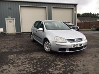 VW Golf 1.9 TDI S, Great Condition, Long MOT, Timing Belt, Warranty, Serviced