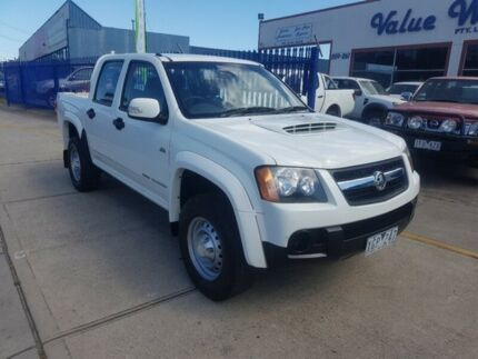 2009 Holden Colorado RC MY10 LX (4x4) 4 Speed Automatic Crew Cab Pickup Dandenong Greater Dandenong Preview