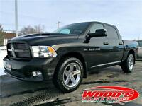 2011 DODGE RAM 1500 SPORT 4X4 CREW **SOLD**