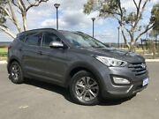 2014 Hyundai Santa Fe DM Active CRDi (4x4) Grey 6 Speed Automatic Wagon Beckenham Gosnells Area Preview