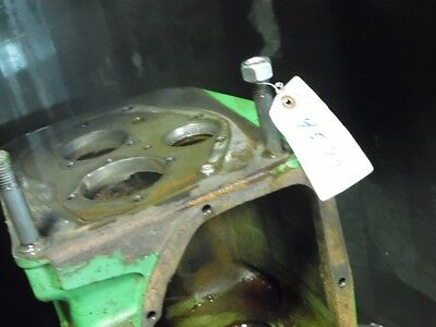 John Deere 1010 Tractor Rs Transmission Bare Housing Part T14594t Tag 4579