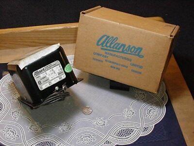 Allanson Cat. 421 - 222 Ignition Transformer Interchangeable 12060hz. 250 V
