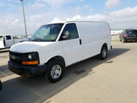 2007 And 2004 Chevrolet Express Cargo, Van Vancouver Greater Vancouver Area Preview