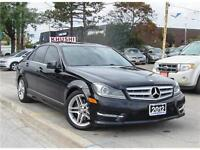 2012 Mercedes-Benz C300 AMG Navi/Panoramic Roof/Back Up Cam!