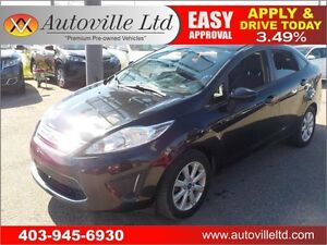 2012 Ford Fiesta SE AUTO Everyone Approved