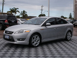2010 Ford Mondeo MB Titanium Silver 6 Speed Sports Automatic Hatchback