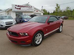 2011 MUSTANG CONVERTIBLE!!LTD EDITION!!