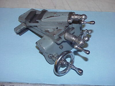 Atlas Craftsman 6 Lathe 618 101 Carriage Assembly Complete