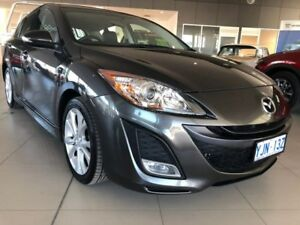 2010 Mazda 3 BL10L1 SP25 Activematic Grey 5 Speed Sports Automatic Hatchback
