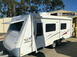 2006 Jayco Sterling 21.65-4 2 AXLE Eden Bega Valley Preview