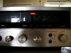Sansui SIX Stereo Receiver