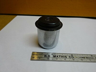 Microscope Part Carl Zeiss Ocular Eyepiece Germany 25x Optics As Is 81-27