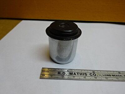 Microscope Part Carl Zeiss Ocular Eyepiece Germany 25x Optics As Is 81-27