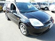 2005 Ford Fiesta WP LX Black 4 Speed Automatic Hatchback Enfield Port Adelaide Area Preview