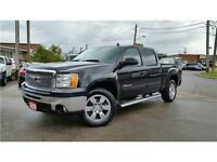 2009 GMC Sierra 1500 SLT=4X4=CREW CAB=LEATHER=CHROME RIMS
