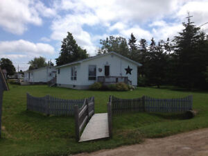 3 Bedroom Cottage for Rent in Caissie Cape - 200 steps to beach!