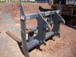 Wanted Forks JD 310SG w JRB Quick Attach