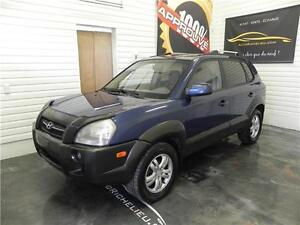 2006 Hyundai Tucson GL (4WD),AIR CLIMATISÉ,RADIO CD/MP3