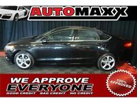 2014 Ford Fusion SE/Leather $149 Bi-Weekly! APPLY NOW DRIVE NOW!