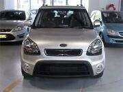 2012 Kia Soul AM MY12 + Silver 6 Speed Automatic Hatchback Fyshwick South Canberra Preview