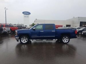 2014 Chevrolet Silverado 1500 LTZ, HEATED/COOLED SEATS, SUNROOF,