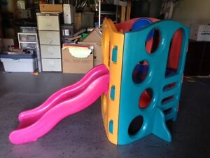 Little Tykes Play structure & slide