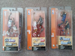 McFarlane NBA Mini Figurines