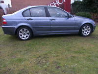 BMW 320 2.0TD 2002 d Diesel SE PX Swap Anything considered
