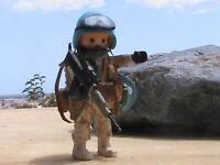 Playmobil Custom Soldado Britanico (onu)(afganistan-2016) Ref-0003 Bis -  - ebay.es