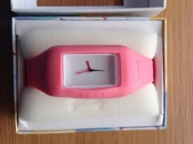 elle ladies designer watch