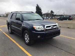 2007 Toyota 4Runner SR5 **ACCIDENT FREE** PRESTIGIOUS CONDITION