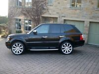 WANTED - TDV8 Range Rover Sport - Any condition
