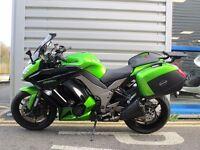 Kawasaki Z1000SX Touring