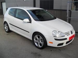 2008 Volkswagen Rabbit 2.5 Trendline HIVER ok 5 vit ECONO