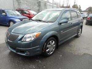 2007 Pontiac Vibe (TOUTE ÉQUIPÉ)