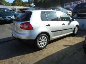 2005 Volkswagen Golf Comfortline Silver Automatic Hatchback Croydon Burwood Area Preview