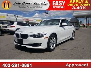 2013 BMW 3-Series 320XI AWD