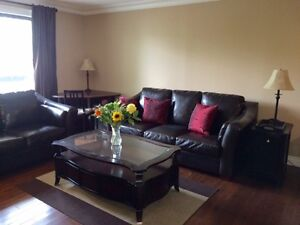 FULLY FURNISHED DOWNTOWN CONDO (+UNDGD PARKING)