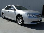 2013 Toyota Aurion GSV50R AT-X Silver 6 Speed Sports Automatic Sedan Canning Vale Canning Area Preview